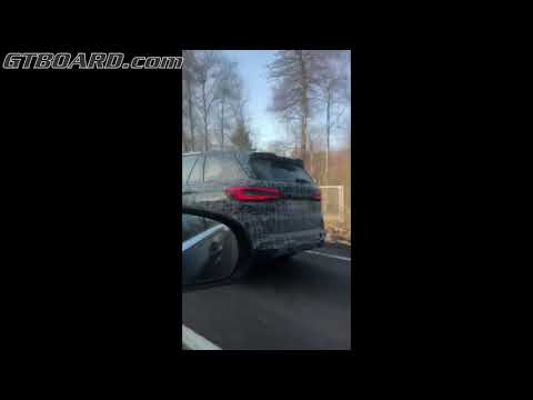 NEW BMW M8 Convertible and BMW X5M SPIED in Sweden