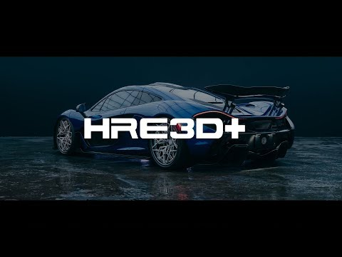 HRE3D+ THE WORLD'S FIRST 3D-PRINTED TITANIUM WHEEL