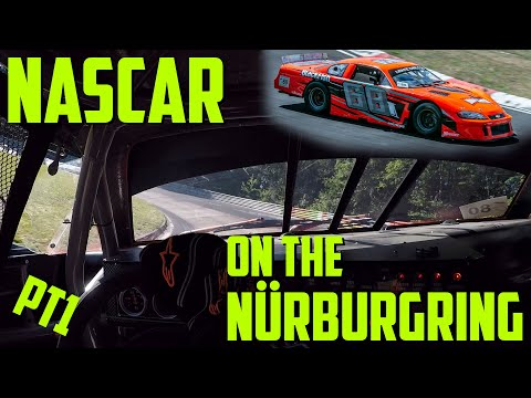 REVIEW: Driving a NASCAR* on the Nurburgring: Pt1