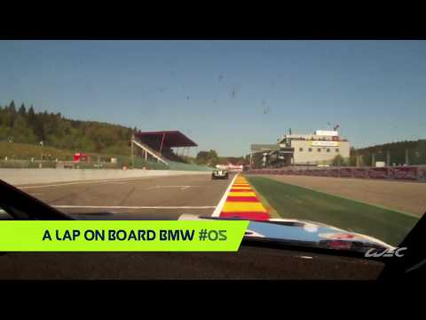 2018 Total 6 Hours of Spa-Francorchamps - A lap in the BMW #81