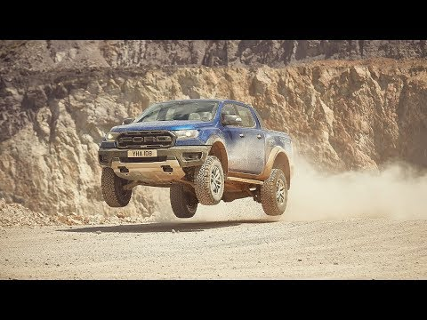 The New Ford Ranger Raptor