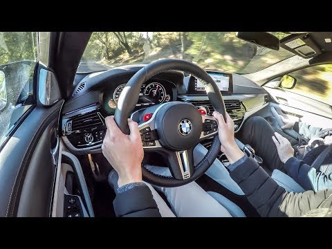 2018 BMW M5 F90 | Exhaust Notes