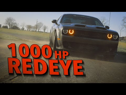 1000 HP Hennessey Redeye | Dyno and Track Testing