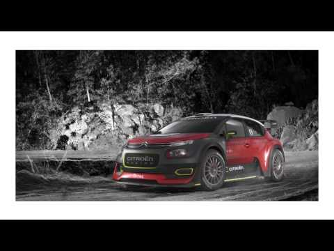 Citroën C3 WRC Concept: soon back in the game!