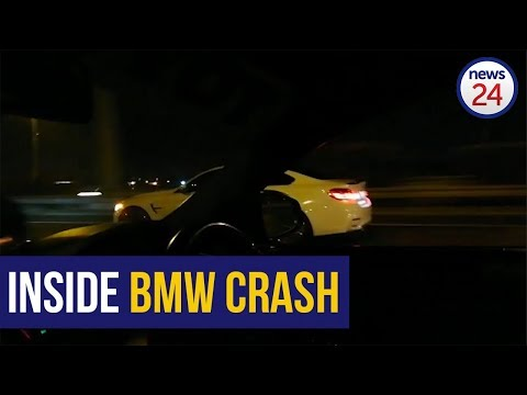 WATCH: Passenger in BMW horror crash 'a real possibility'