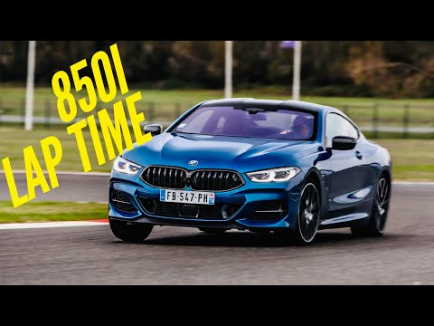BMW 850i xDrive : Magny-Cours Lap time