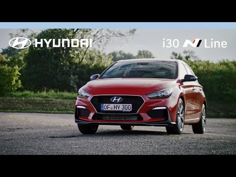 Spice up your driveway – Introducing Hyundai i30 N Line