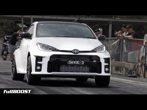 Toyota GR Yaris into the 12s | fullBOOST