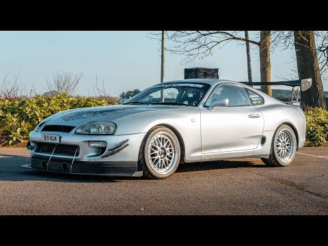 This 700bhp Toyota Supra is *MIND BLOWINGLY* Fast!