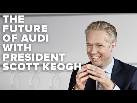 A look at the future of Audi with President Scott Keogh | NAIAS 2018
