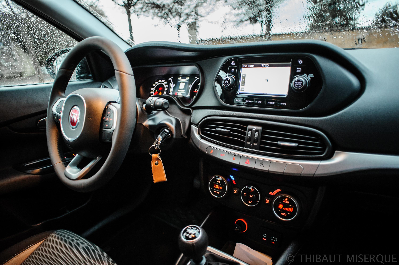 Essai   Fiat Tipo 1 6l Multijet 120ch