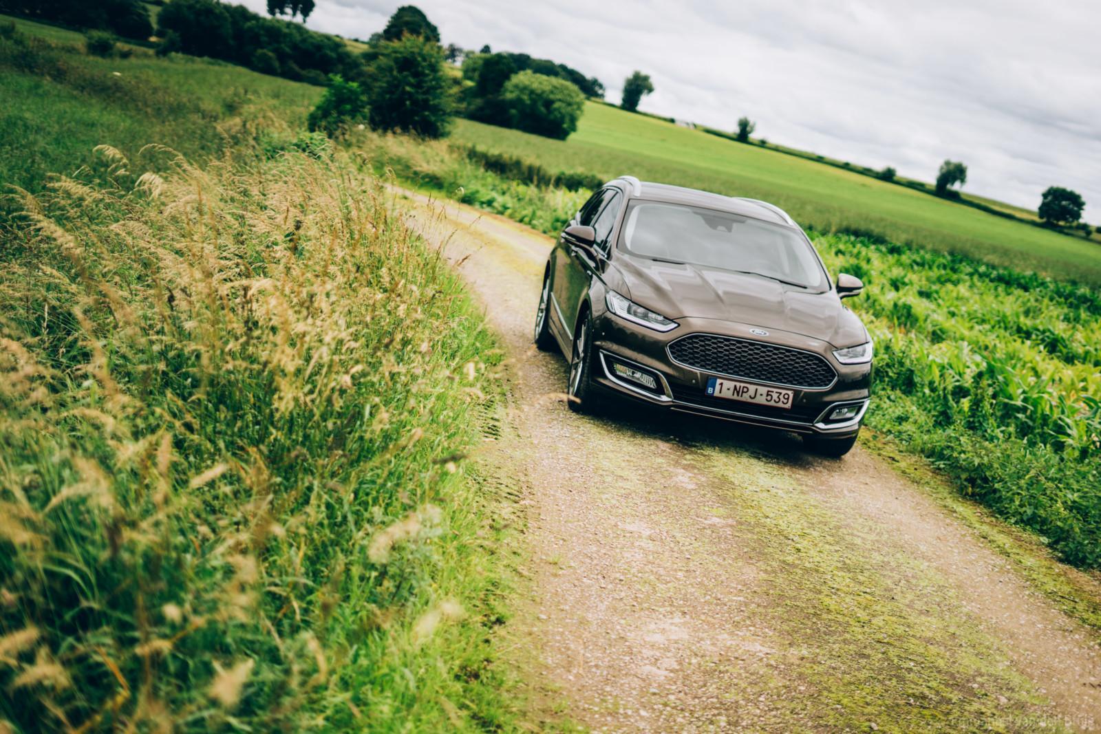 Photo de Essai : Ford Mondeo Vignale TDCI AWD
