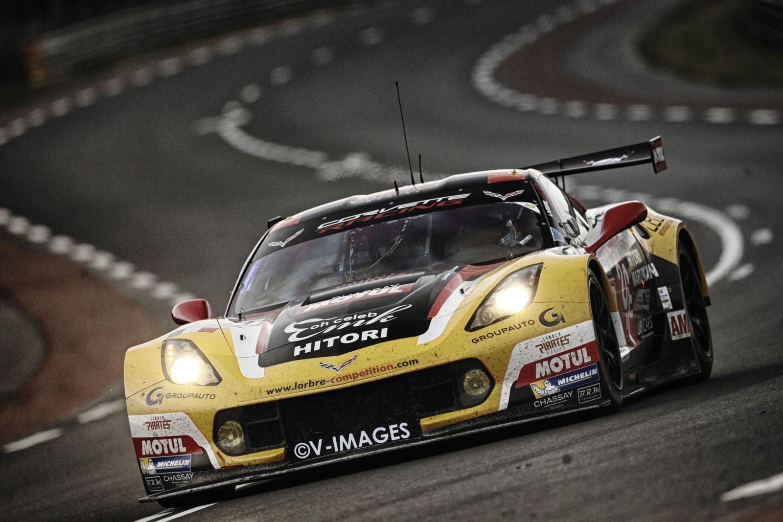 Le-Mans-Test-Day-2016---Larbre-Competition---Corvette-C7 copie