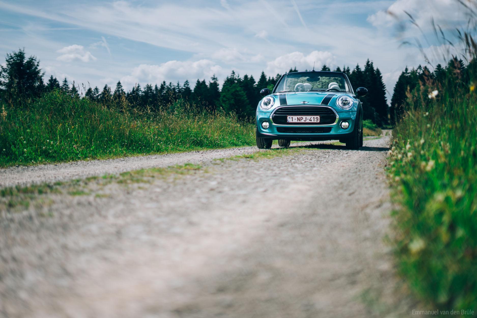 Photo de Essai : Mini Cooper Cabrio