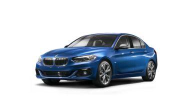 Photo de BMW Série 1 berline : juste pour la Chine