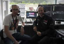 laurent mercier thomas bastin 24 h spa 218x150 - Streaming: 24 Heures de Spa-Francorchamps