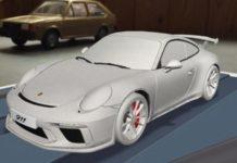 Porsche 991 GT3 phase 2