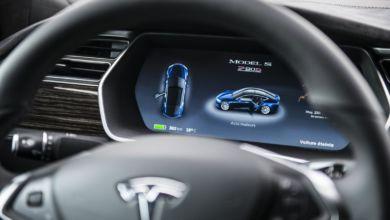 Photo de Tesla Model S 100 : encore plus d'autonomie