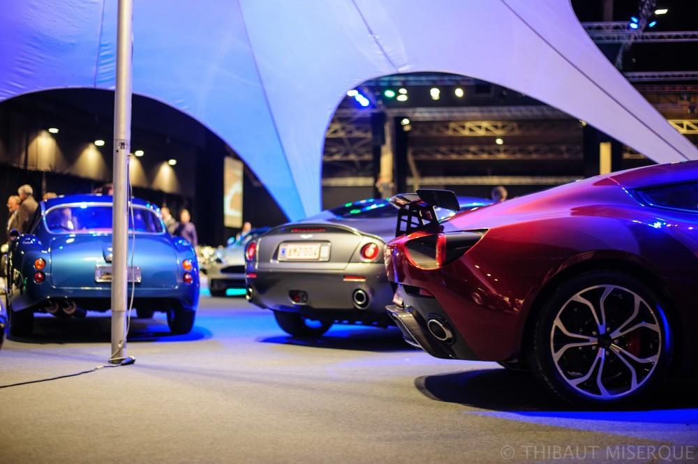 Aston Martin Autoworld