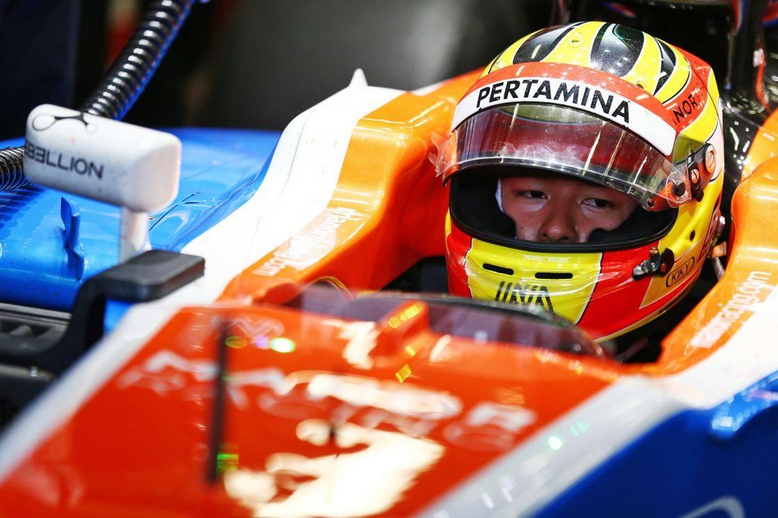 F1_2016_Haryanto_Manor_TestDriver