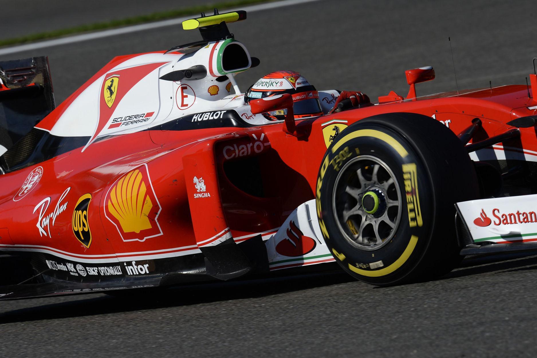 Jetons_Ferrari_Raikkonen_Spa_F1_2016