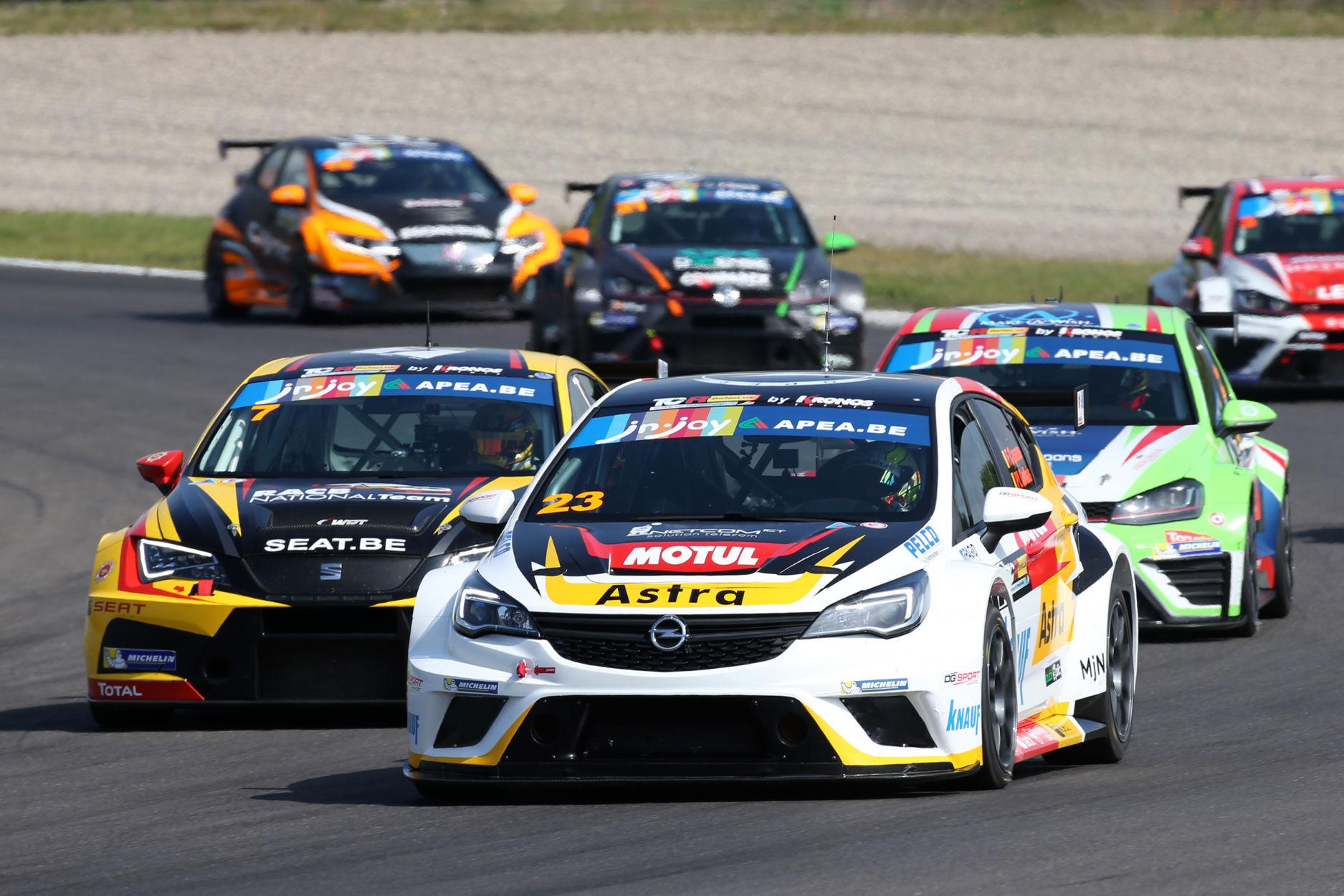 TCR BeNeLux_2016_Zolder_Preview