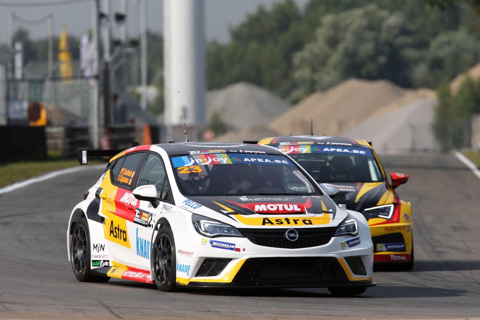 TCRBenelux_2016_Zolder_Sprint4_Corthals_Opel