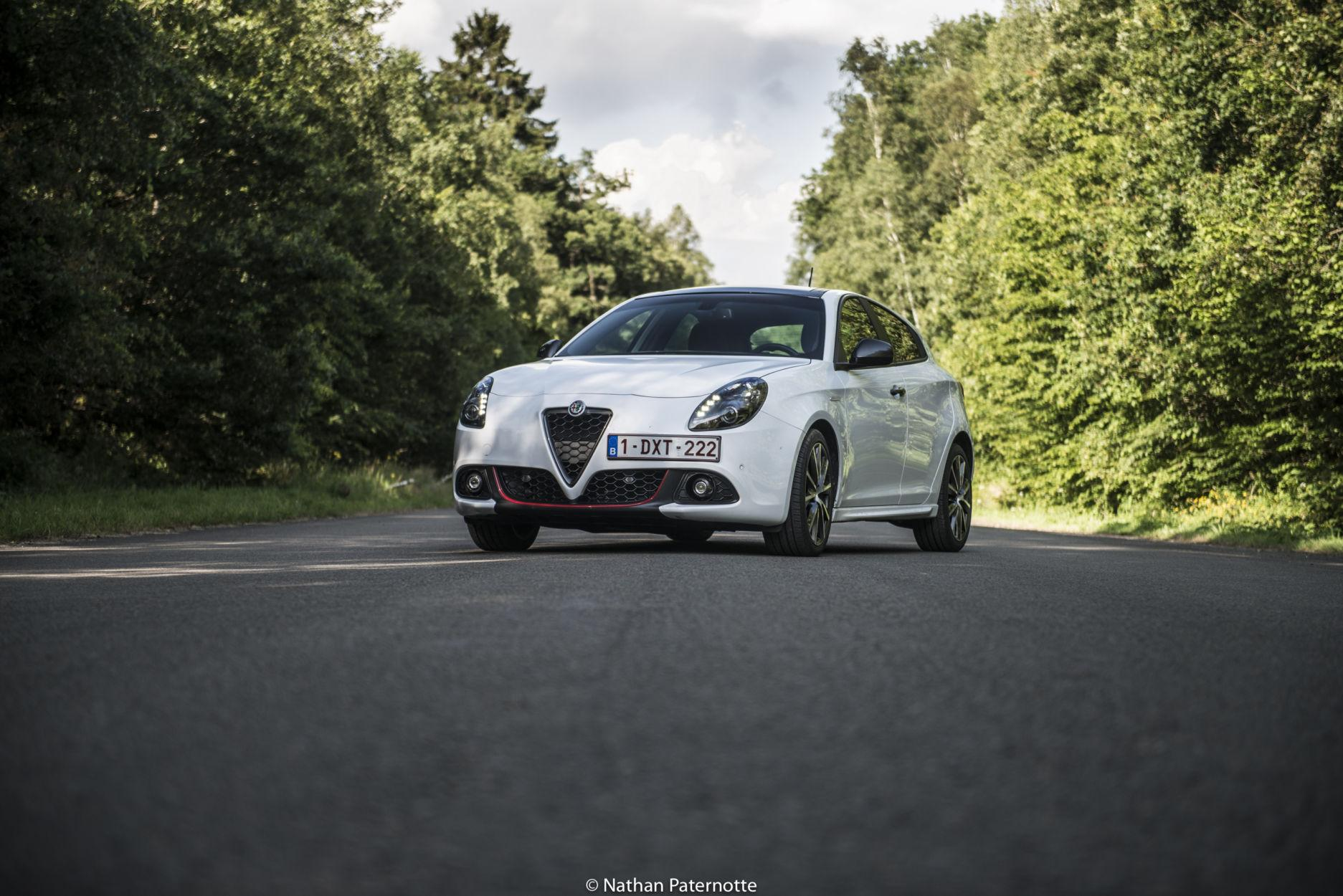 Photo de Essai : Alfa Romeo Giulietta 1.6 JTDm TCT 120cv Veloce