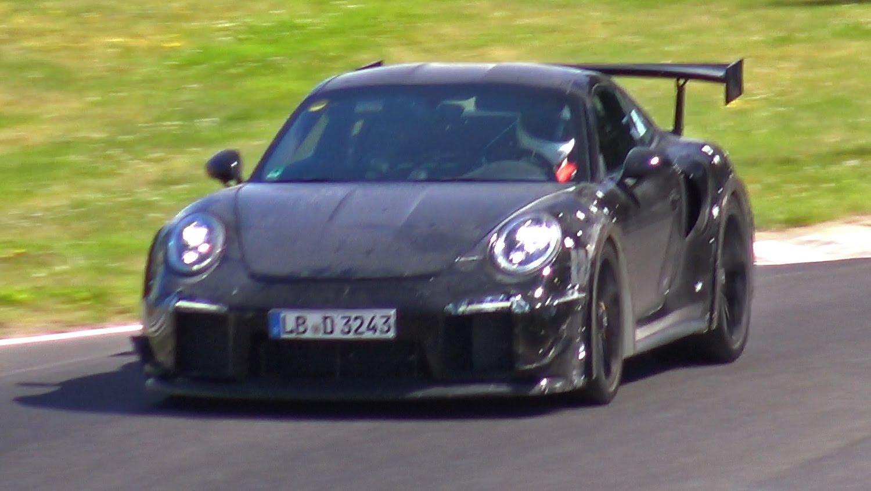 Photo de Vidéo : la Porsche 991 GT2RS sur le Nurburgring