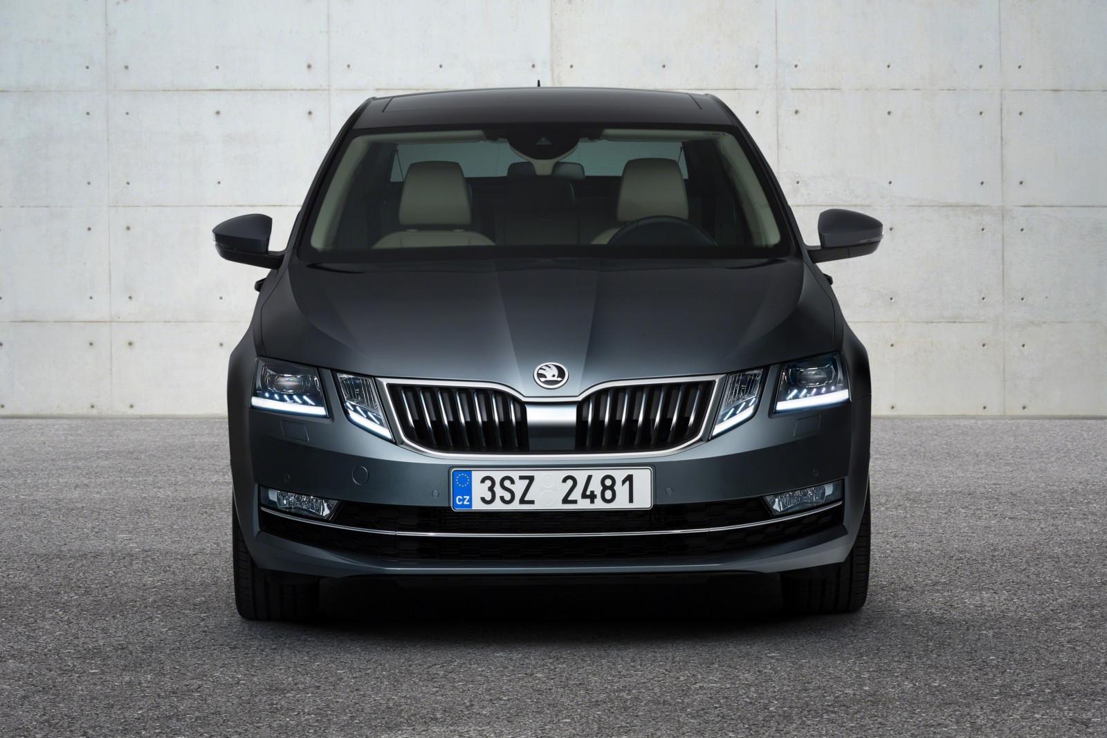 Photo de Restylage de la Škoda Octavia