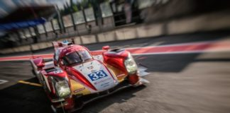 Eurasia Motorsport Frédérick Vervisch