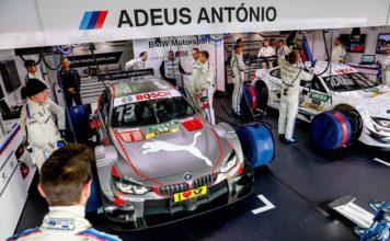 Motorsports: DTM race Hockenheimring