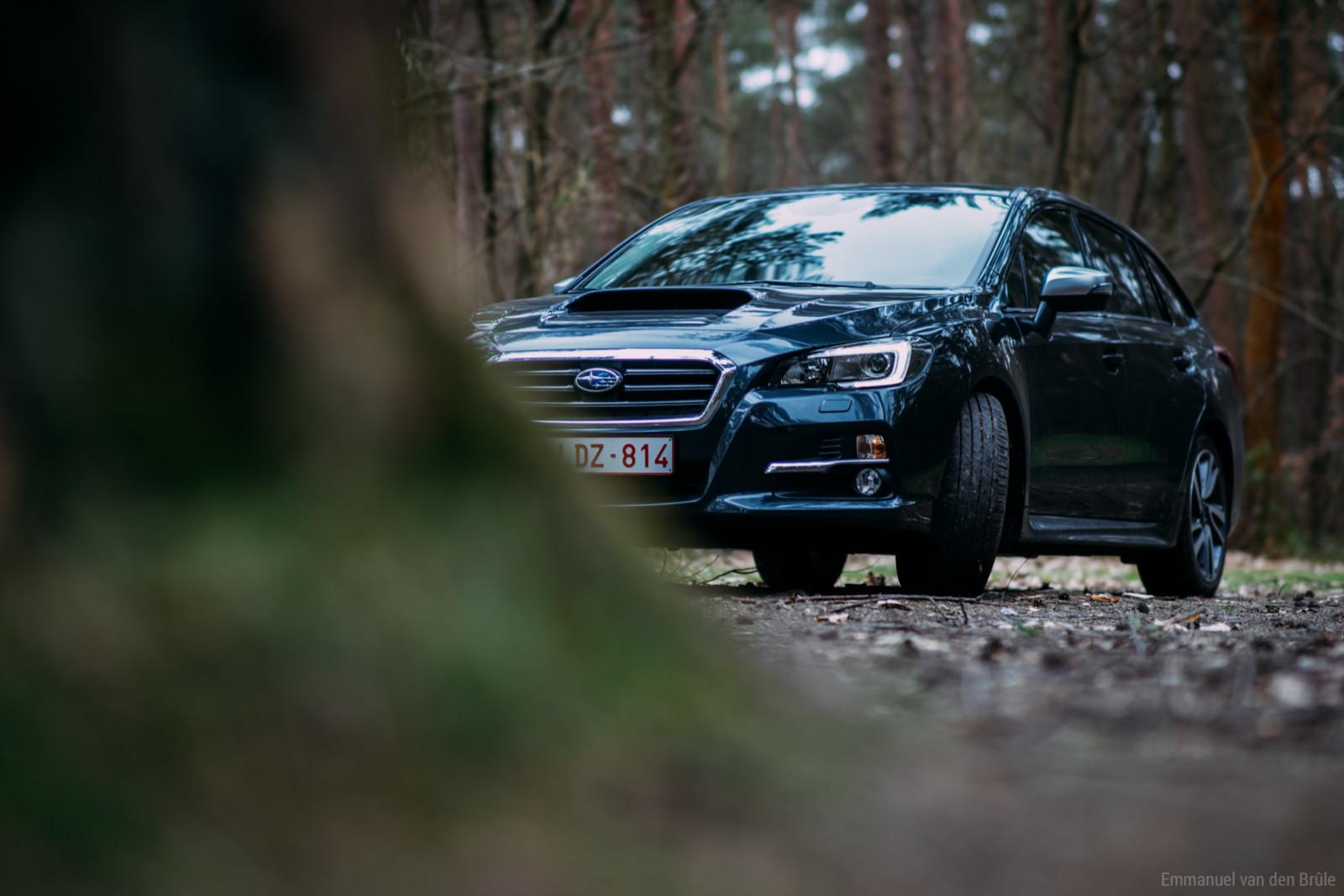 Photo de Essai : Subaru Levorg