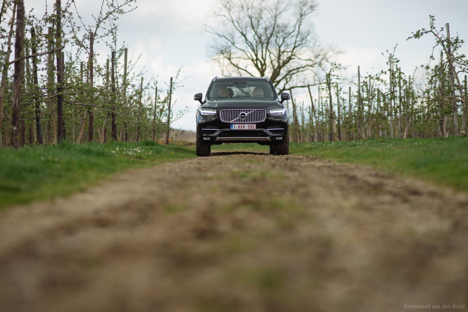 Photo de Essai : Volvo XC90 D5 Inscription