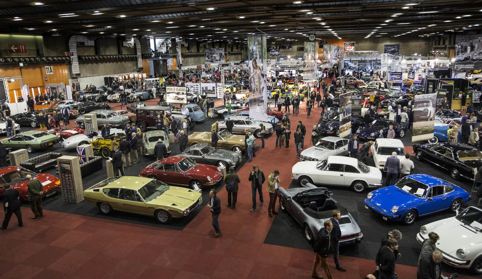 salon interclassics brussels 2016 actu