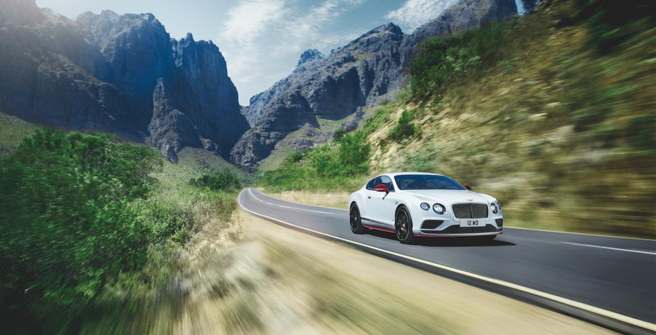 Photo de Bentley lance une «Black Edition» pour la Continental GT V8 S