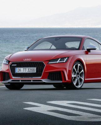 2017 audi tt rs coupe rouge 1 324x400 - Actualité Audi