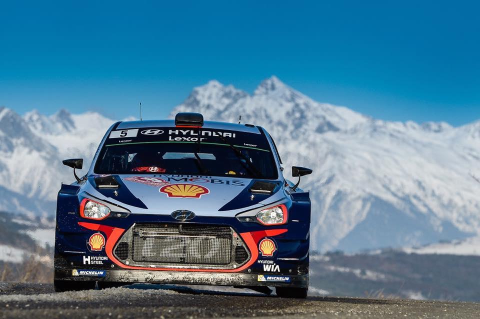 Rallye Monte-Carlo: la première spéciale annulée