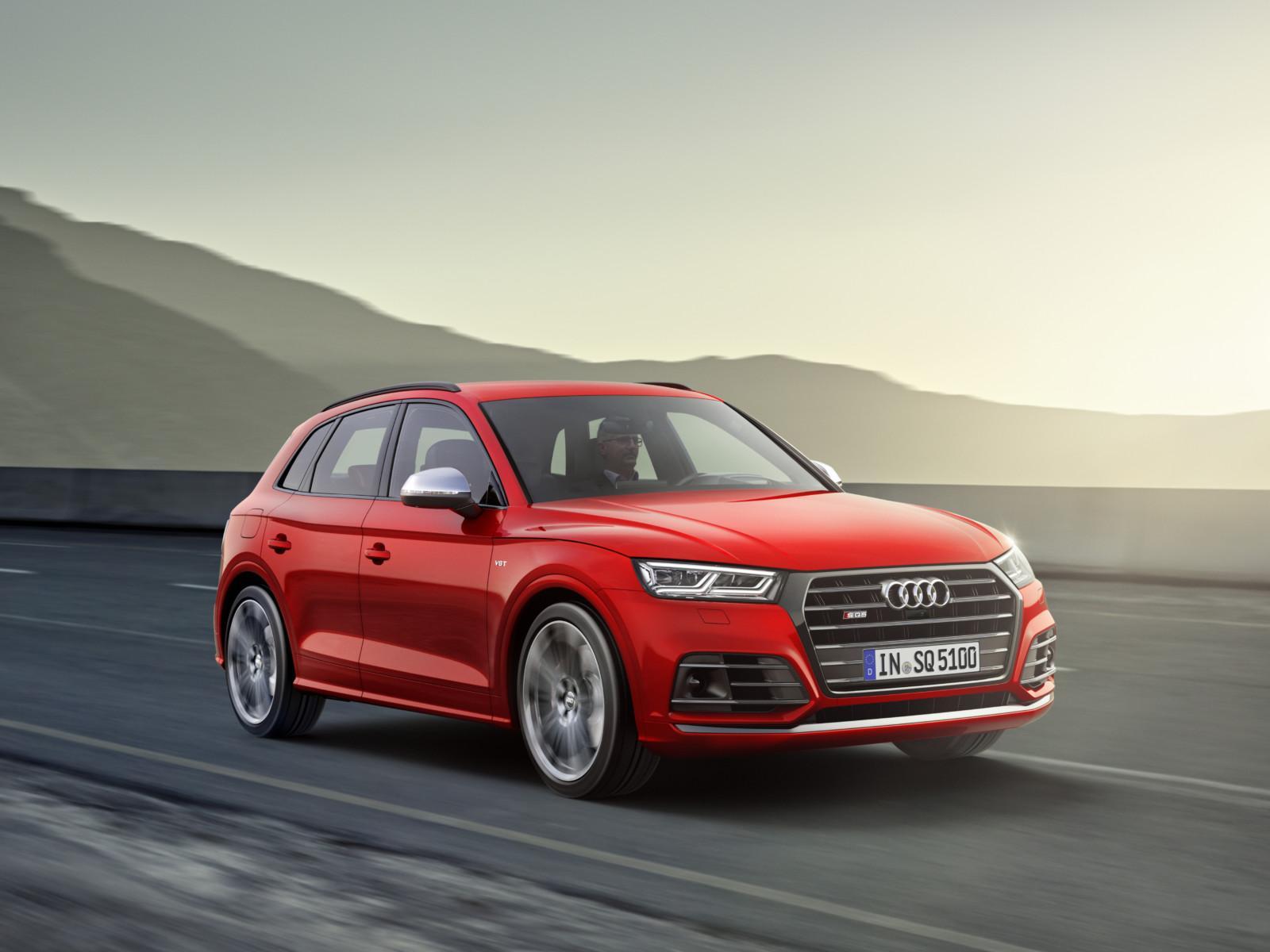 Photo de Le nouveau Audi SQ5 passe à l'essence