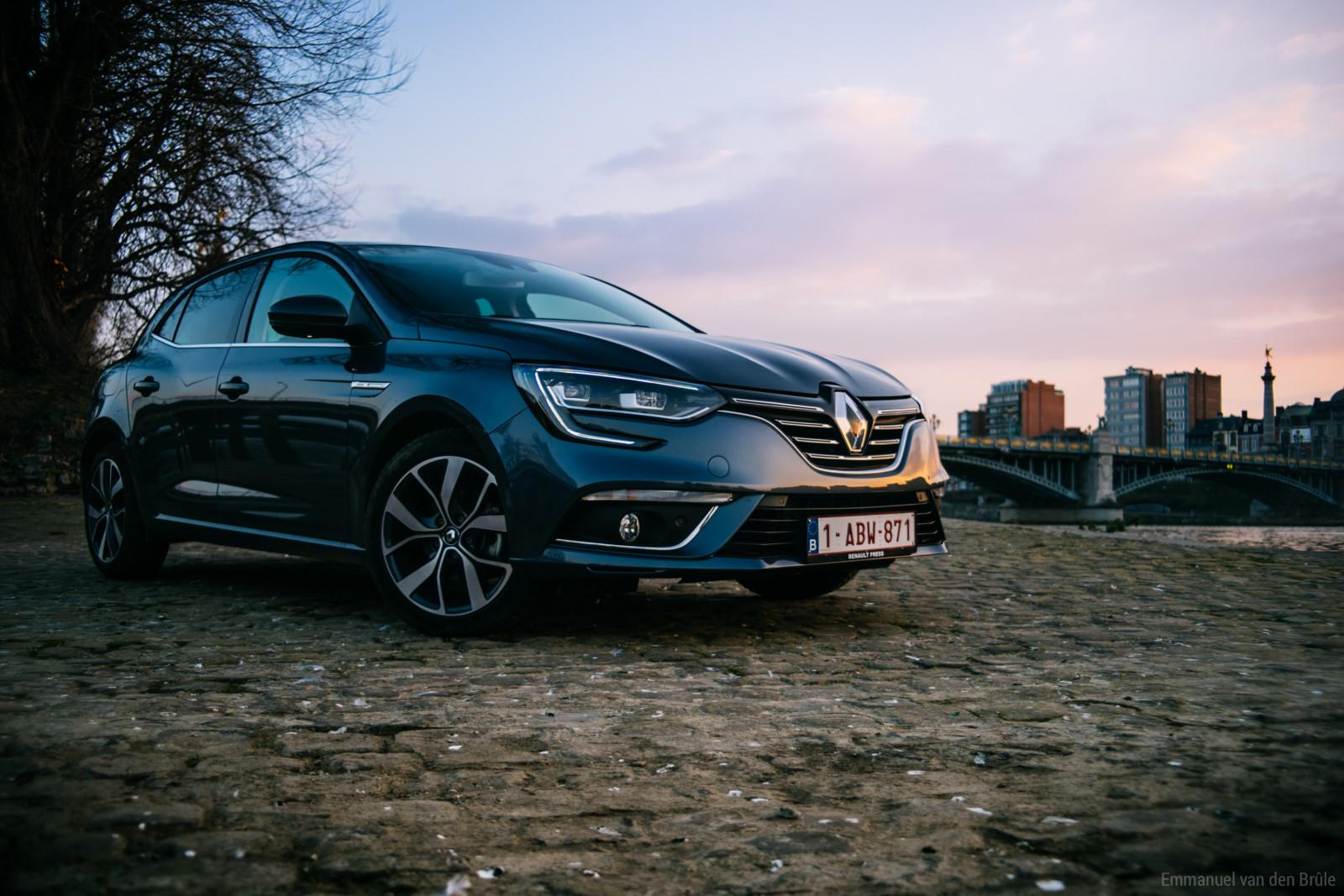 Photo de Essai : Renault Megane Bose Edition dCi 110 EDC