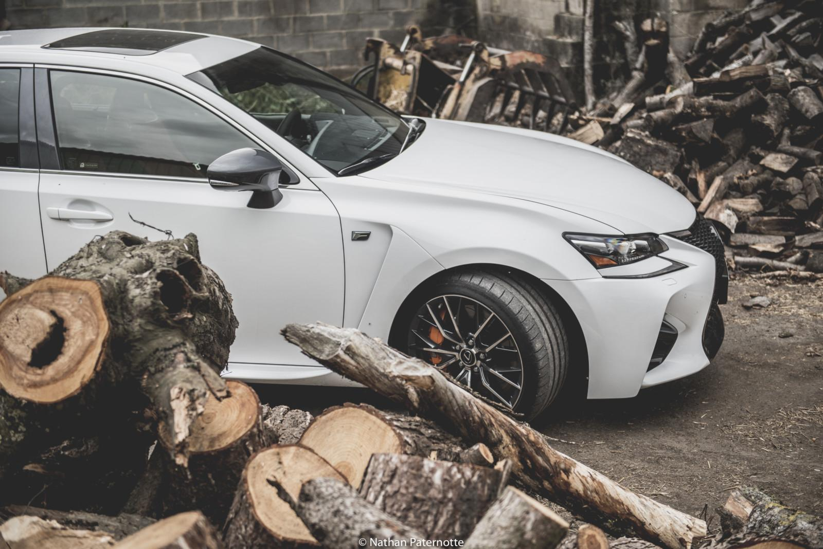Photo de Essai : Lexus GS F
