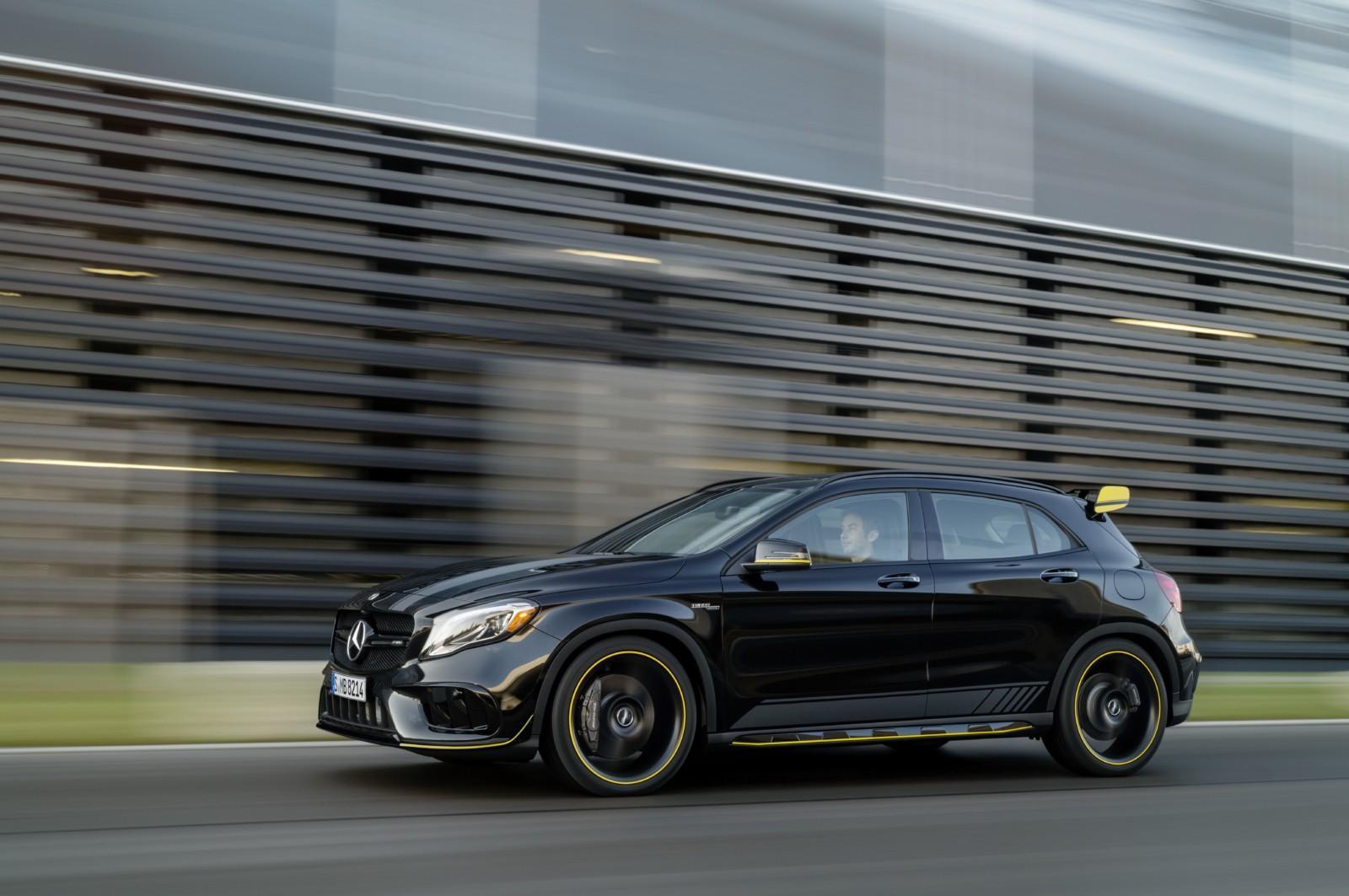 Restylage du Mercedes GLA — Salon de Détroit