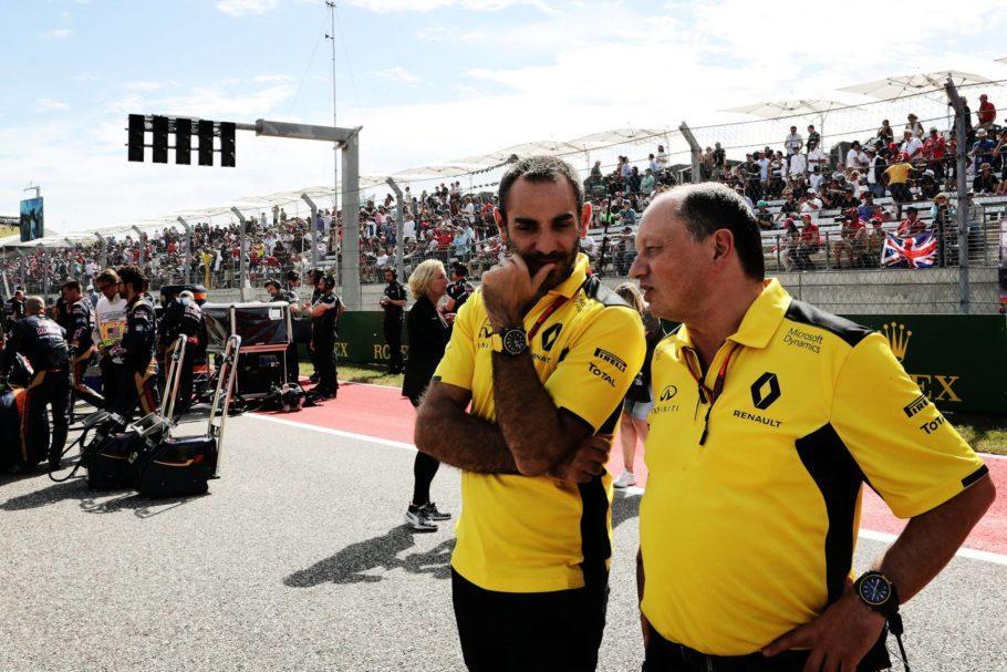 14853277 1517757418251260 4893426791399312431 o e1484131064276 - Clap de fin pour Frédéric Vasseur chez Renault F1