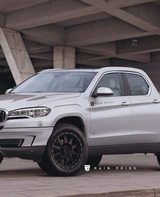 BMW X pickup truck 324x400 - Actualité BMW