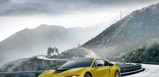 BMW i8 Protonic Frozen Yellow Edition 7 533x261 - Actualité BMW