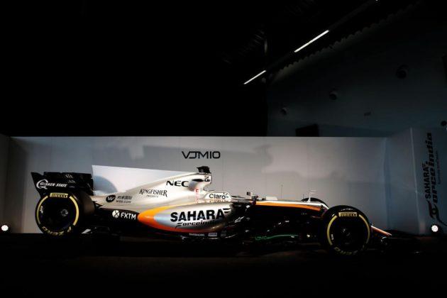 jm17122fe08 630x420 - Force India présente sa VJM10