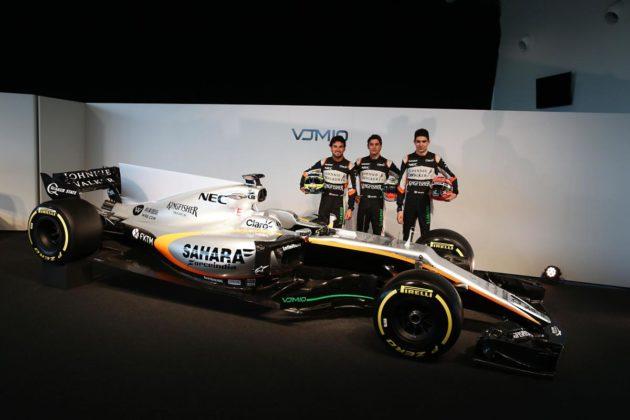 jm17122fe42 630x420 - Force India présente sa VJM10
