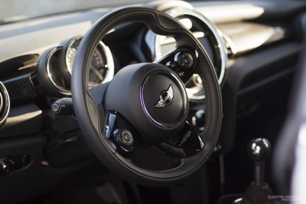 mini jcw 7 630x420 - Essai : MINI JCW Cabriolet