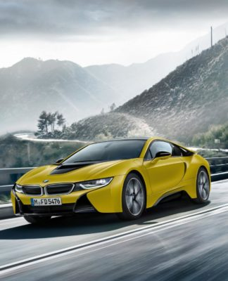 BMW i8 Protonic Frozen Yellow Edition 7 324x400 - Actualité BMW