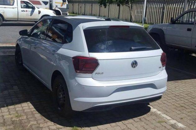 139665 vw polo 2018 rear 630x420 - La future Volkswagen Polo a nouveau aperçue